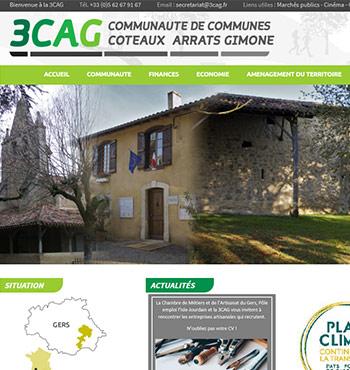 Communauté de Commune Coteau Arrats Gimone