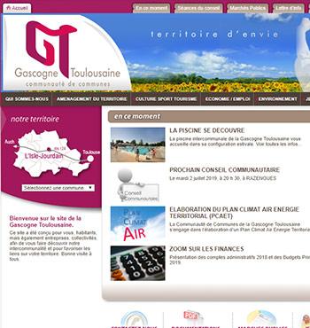 Gascogne Toulousaines communauté de communes