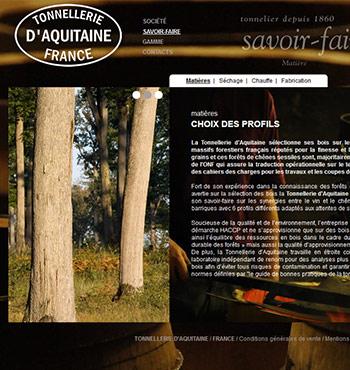 Tonnellerie d'Aquitaine