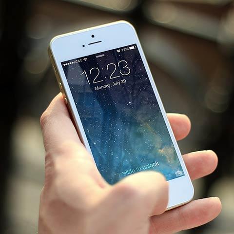 Comment configurer votre messagerie sur un téléphone iphone ?