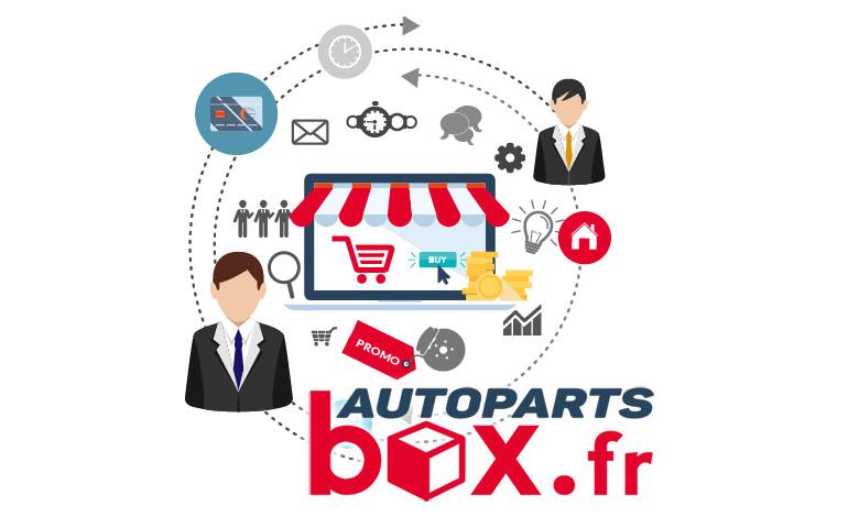La solution Autopartsbox