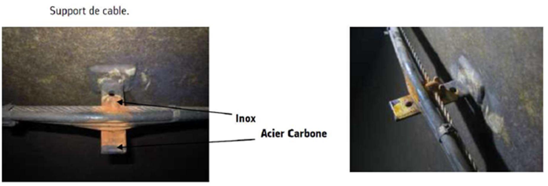 Publique - Expertise de corrosion sur une conduite forcée