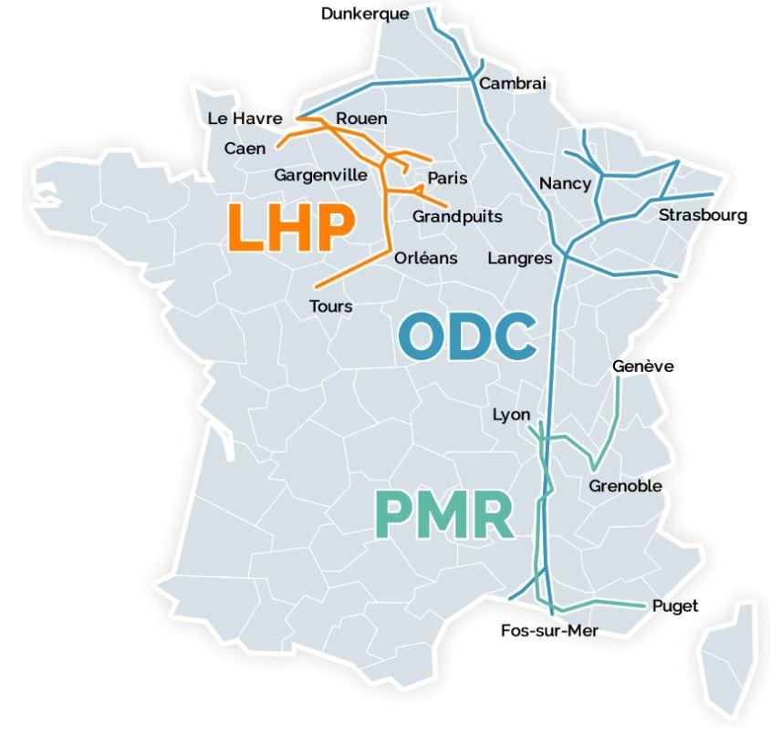 Publique - Etude de dangers d'un réseau de pipeline d'hydrocarbures