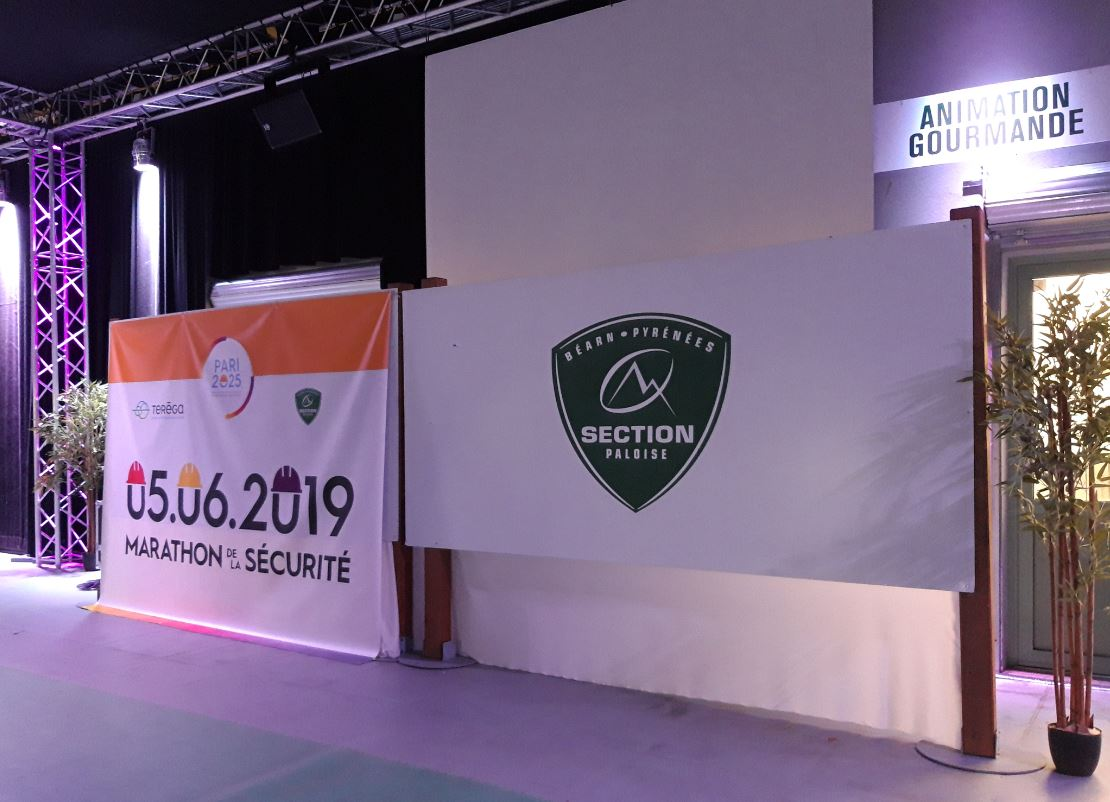 QHSSE - Journée Sécurité TEREGA - Juin 2019