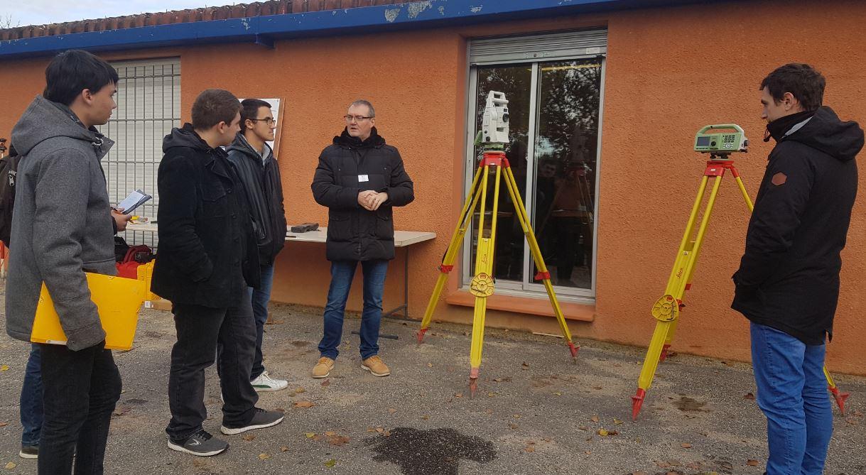 Actualités - Partenariat Lycée - Novembre 2019