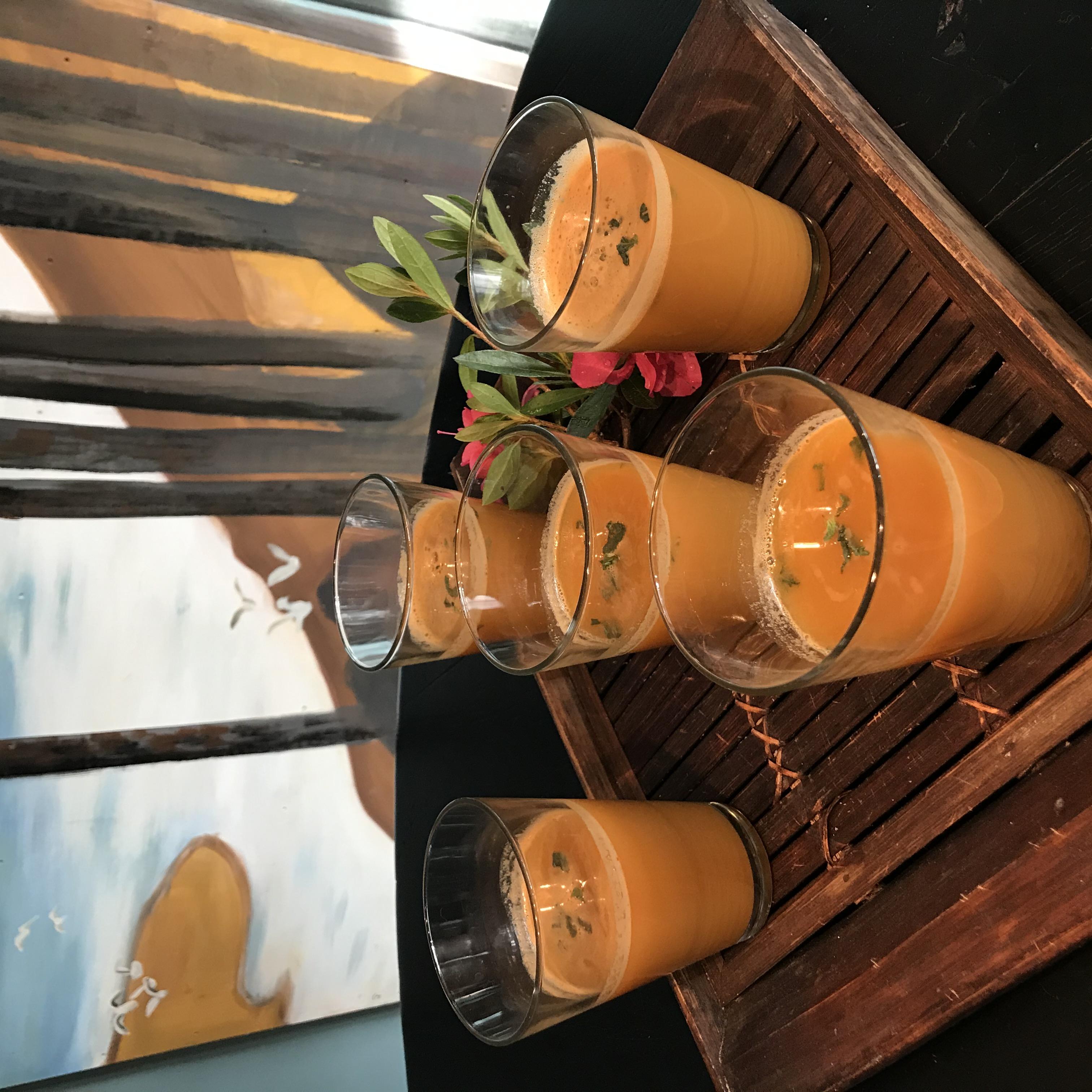 Les Jus Orange : Des jus vitaminés aux belles couleurs